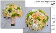 Kerek menyasszonyicsokrok-101