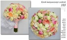 Kerek menyasszonyicsokrok-103