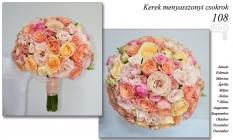 Kerek menyasszonyicsokrok-108