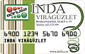 Inda kártya